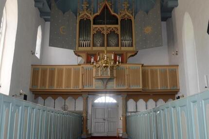 Rysumer Orgel