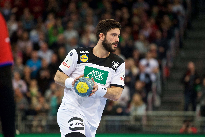 Bild zu Handball, WM, Deutschland, Kader Tim Suton