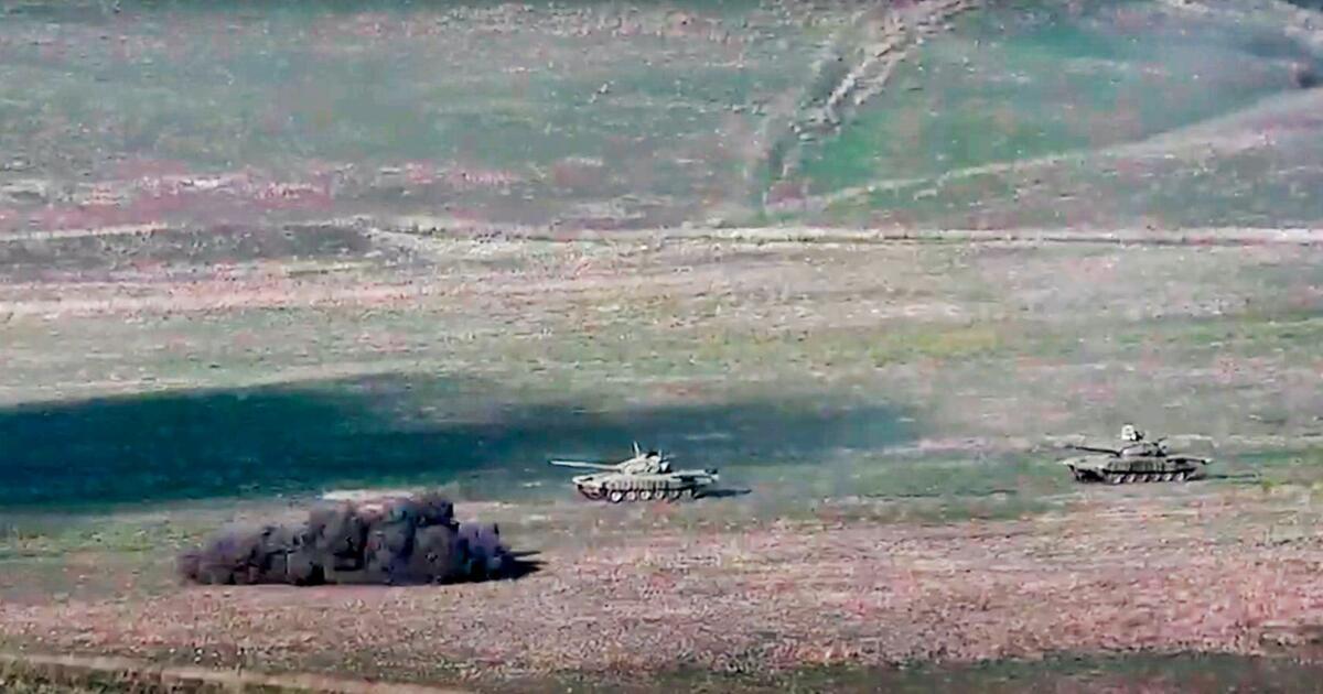 Schwere Gefechte in Berg-Karabach - Armenien ruft Kriegszustand...