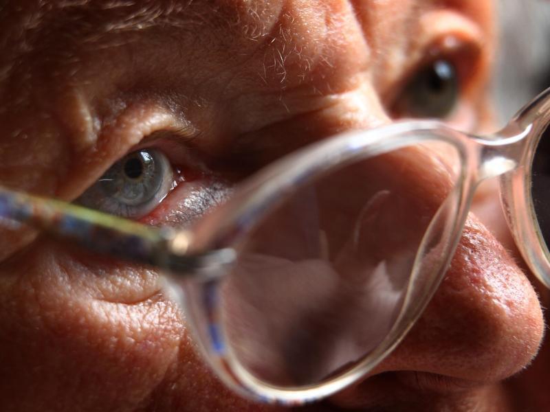 Bild zu Augenerkrankung im Alter