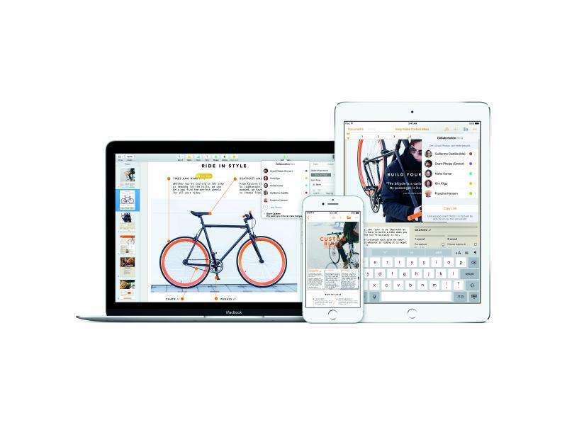 Bild zu Apple macht Office-Suite kostenlos