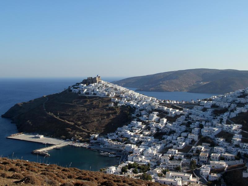 Bild zu Typisch griechische Kulisse