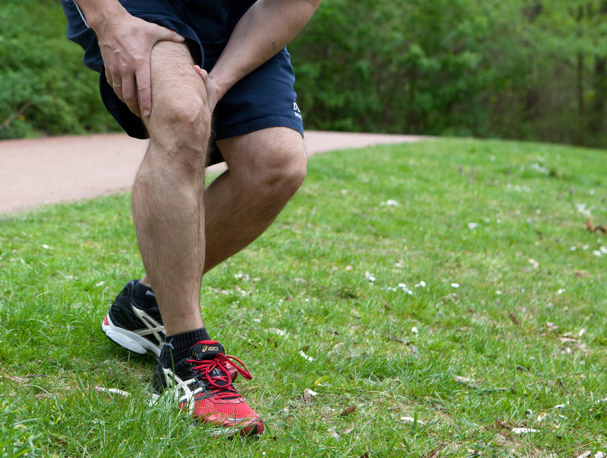 Bild zu Leiden für die Fitness:Wie sehr Training schmerzen darf