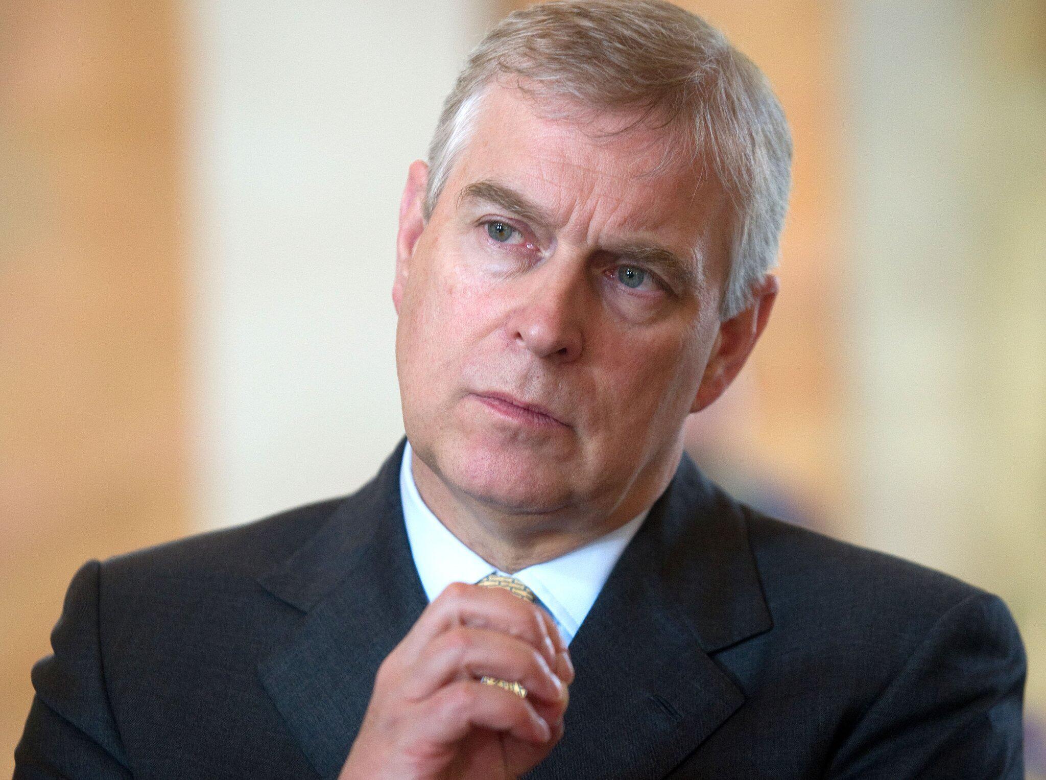 Bild zu Fall Epstein:US-Behörden wollen Prince Andrew befragen