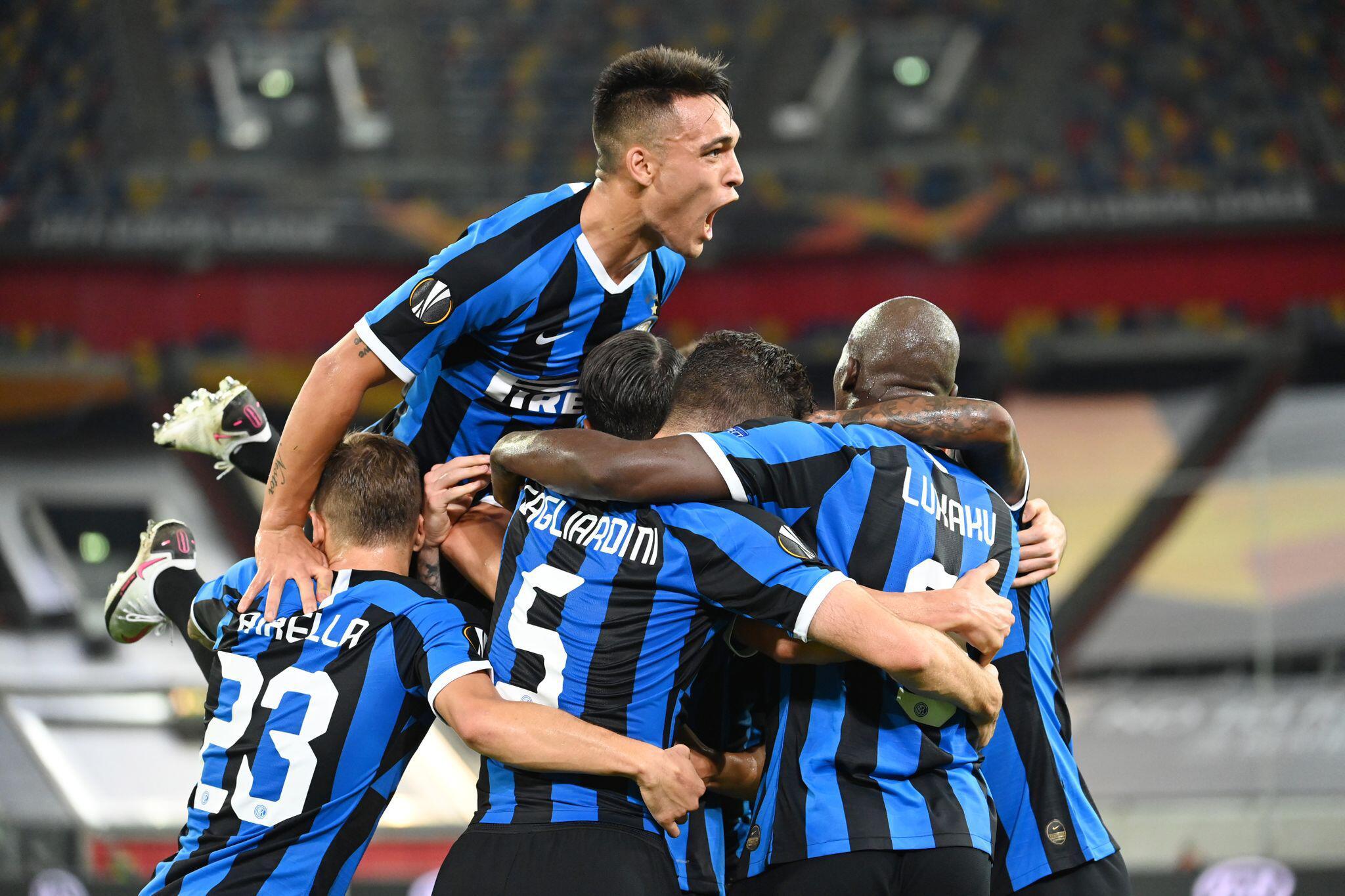 Bild zu Inter Mailand - Schachtjor Donezk
