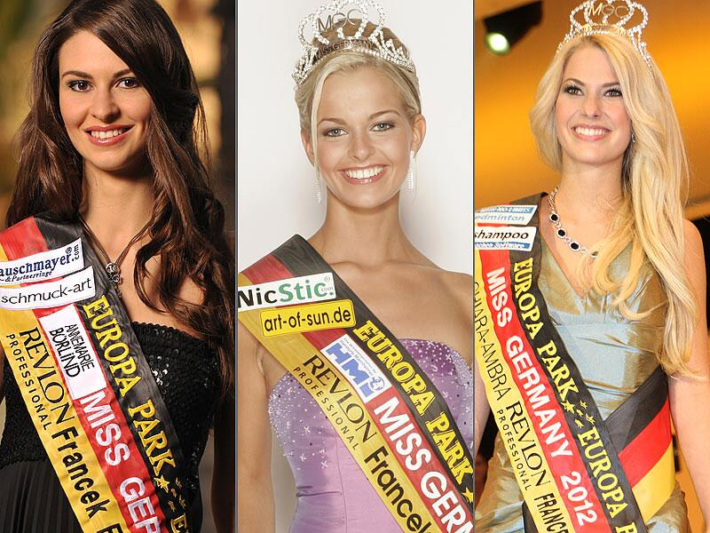 Bild zu Miss Germany