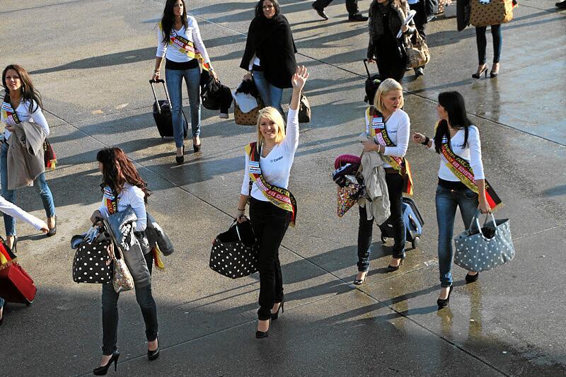 Bild zu Miss Germany Camp 2012