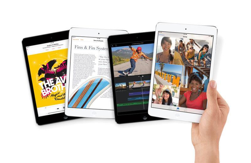 Bild zu iPad Mini