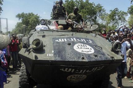 Kampf gegen Boko Haram