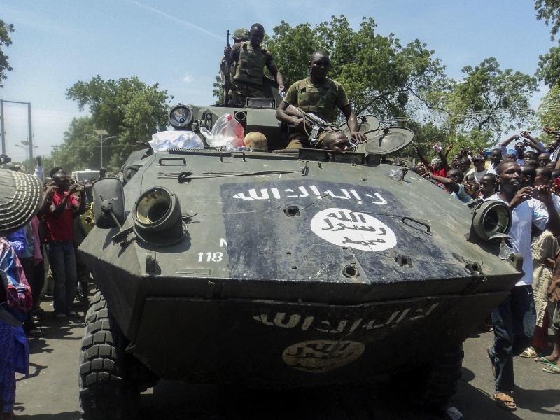 Bild zu Kampf gegen Boko Haram