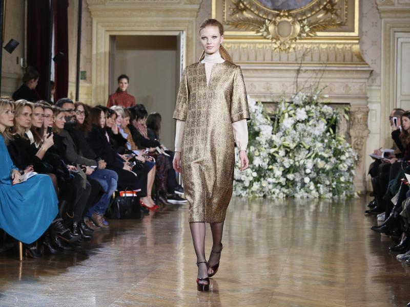 Bild zu Paris Fashion Week - Vanessa Seward