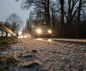 Stürmisches Winterwetter