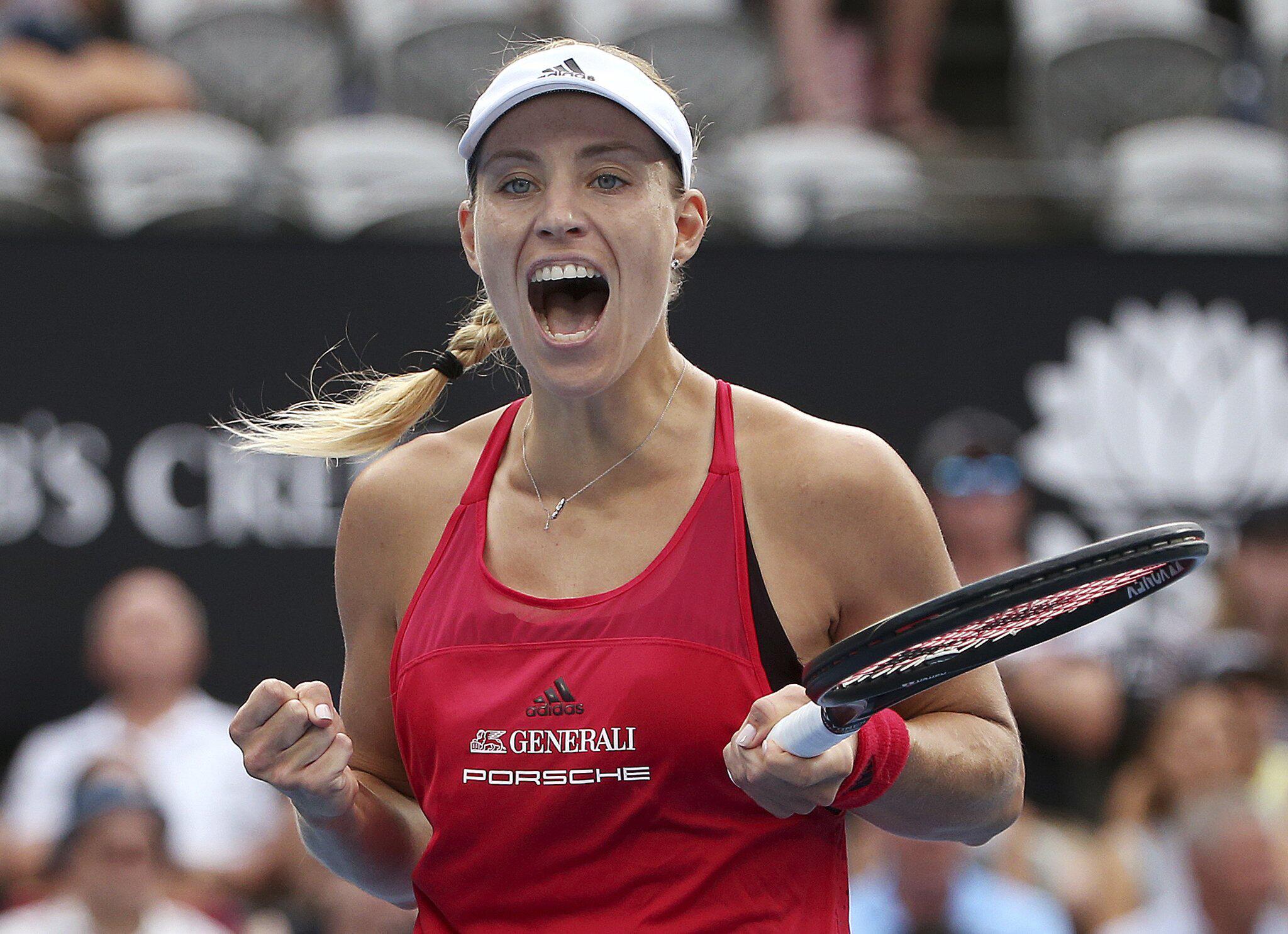 Bild zu WTA-Tour in Sydney - Finale