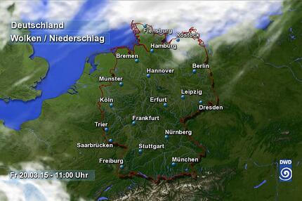 Wettervorhersage Sonnenfinsternis Deutschland