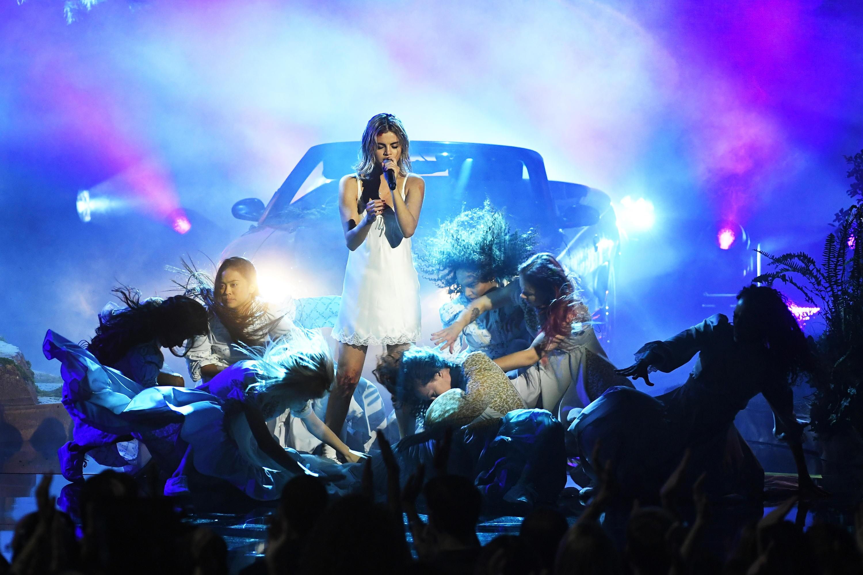 Bild zu American Music Awards 2017, Selena Gomez