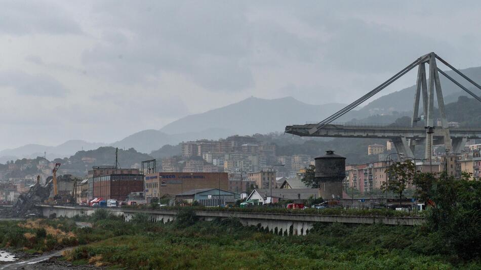 Debatte nach Brückeneinsturz in Genua: Wie die Schweiz