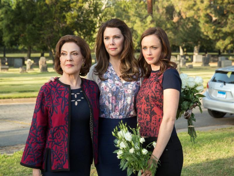Bild zu Gilmore Girls