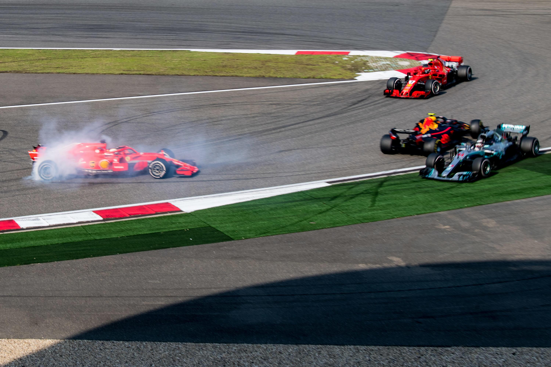 Bild zu Formel 1: Großer Preis von China