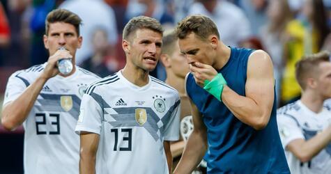 Deutschland, WM 2018, weltmeisterschaft, mexiko