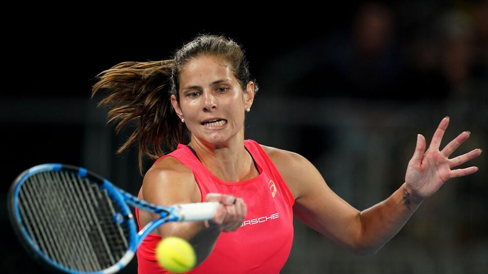 Tennisspielerin Görges beendet überraschend Karriere