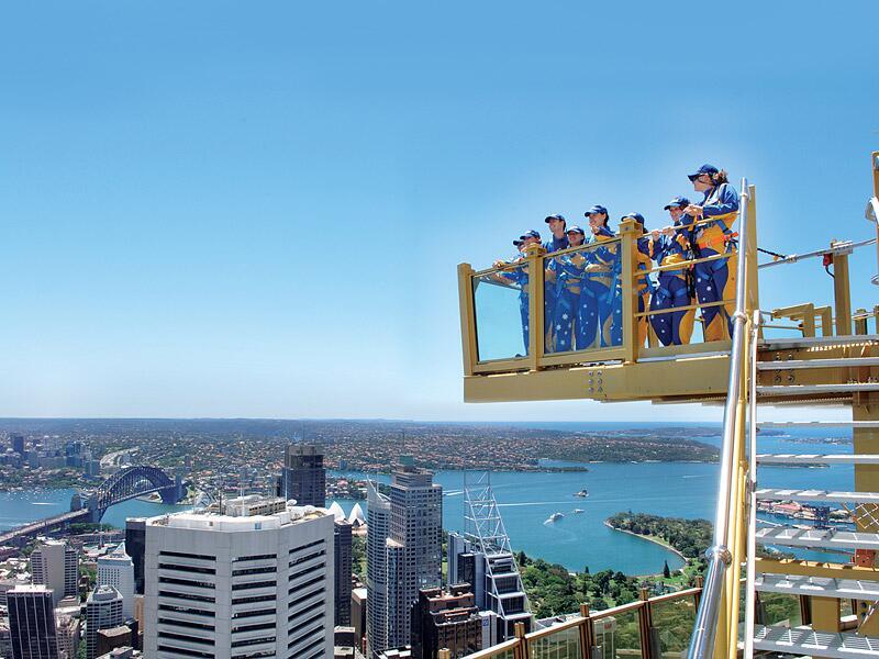 Bild zu Sydney Tower
