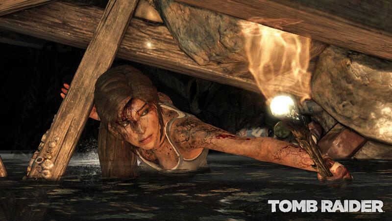 """Bild zu """"Tomb Raider"""" feiert Comeback"""