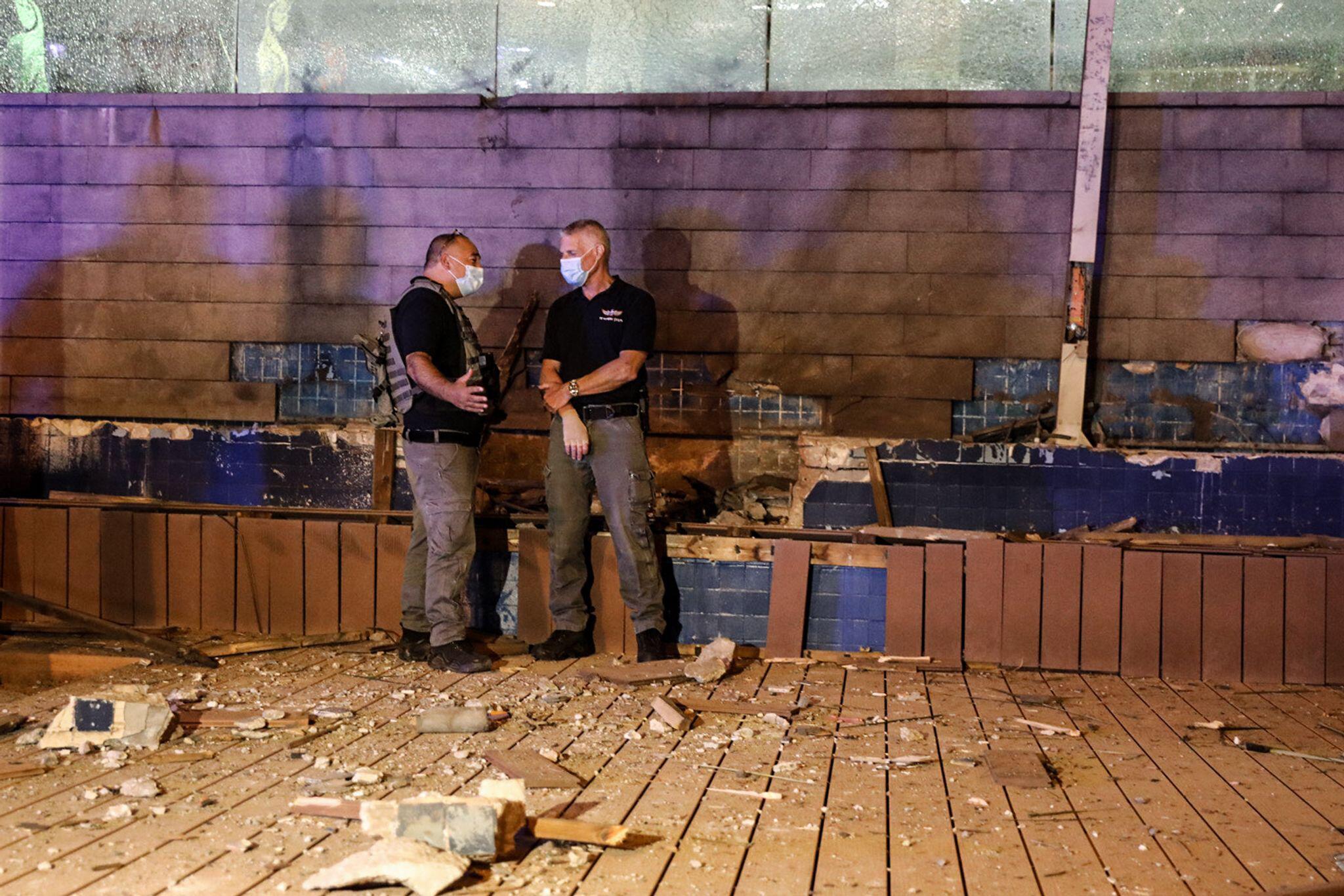 Bild zu Gaza feuert Raketen auf Israel ab