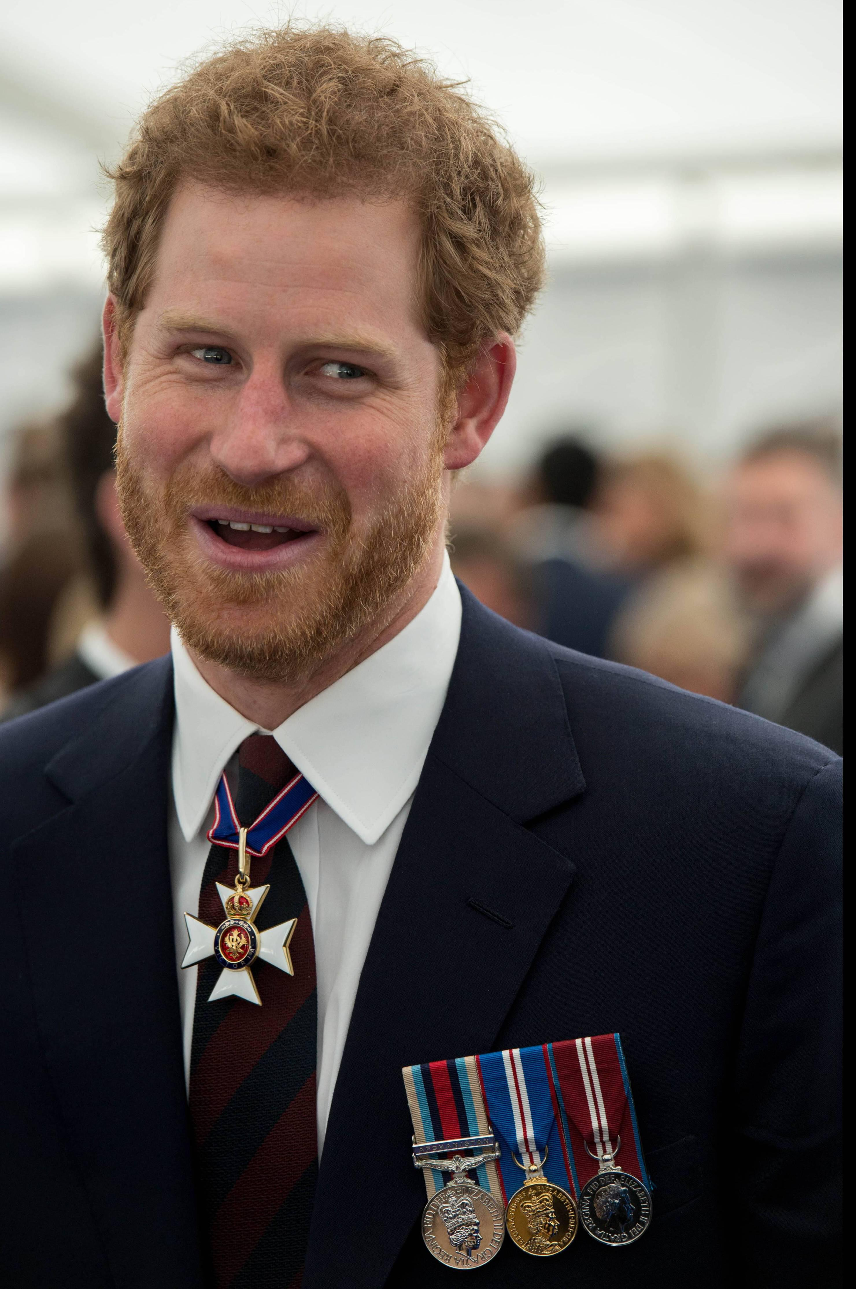 Bild zu Hochzeitspläne? Prinz Harry plant Großes