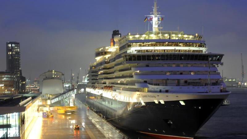 Kreuzfahrschiffe im Hamburger Hafen