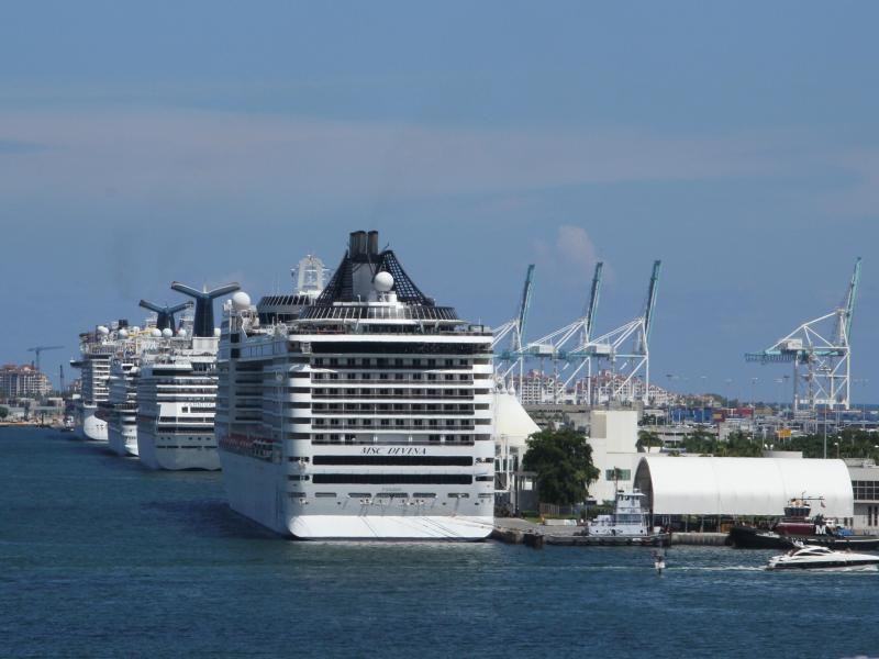 Bild zu Hafen von Miami