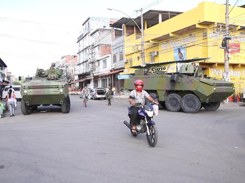 Bild zu Armee in Rio de Janeiro