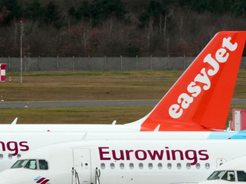 Bild zu Easyjet und Eurowings