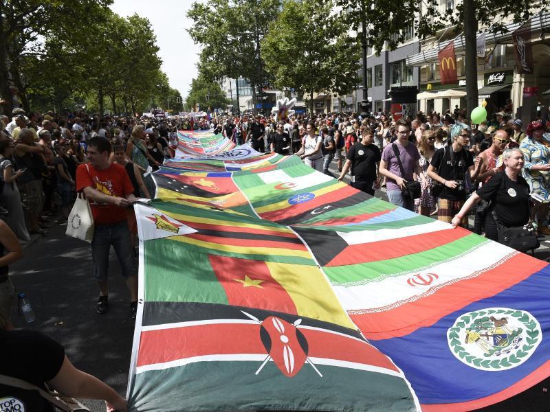 Bild zu 38. Christopher Street Day