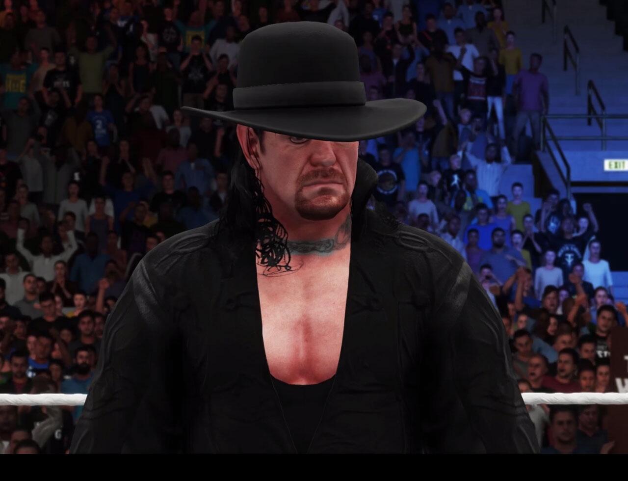 Bild zu WWE 2K18 Gameplay