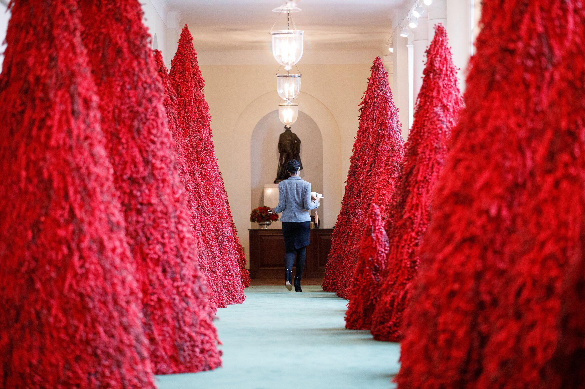 Bild zu Weihnachten im Weißen Haus
