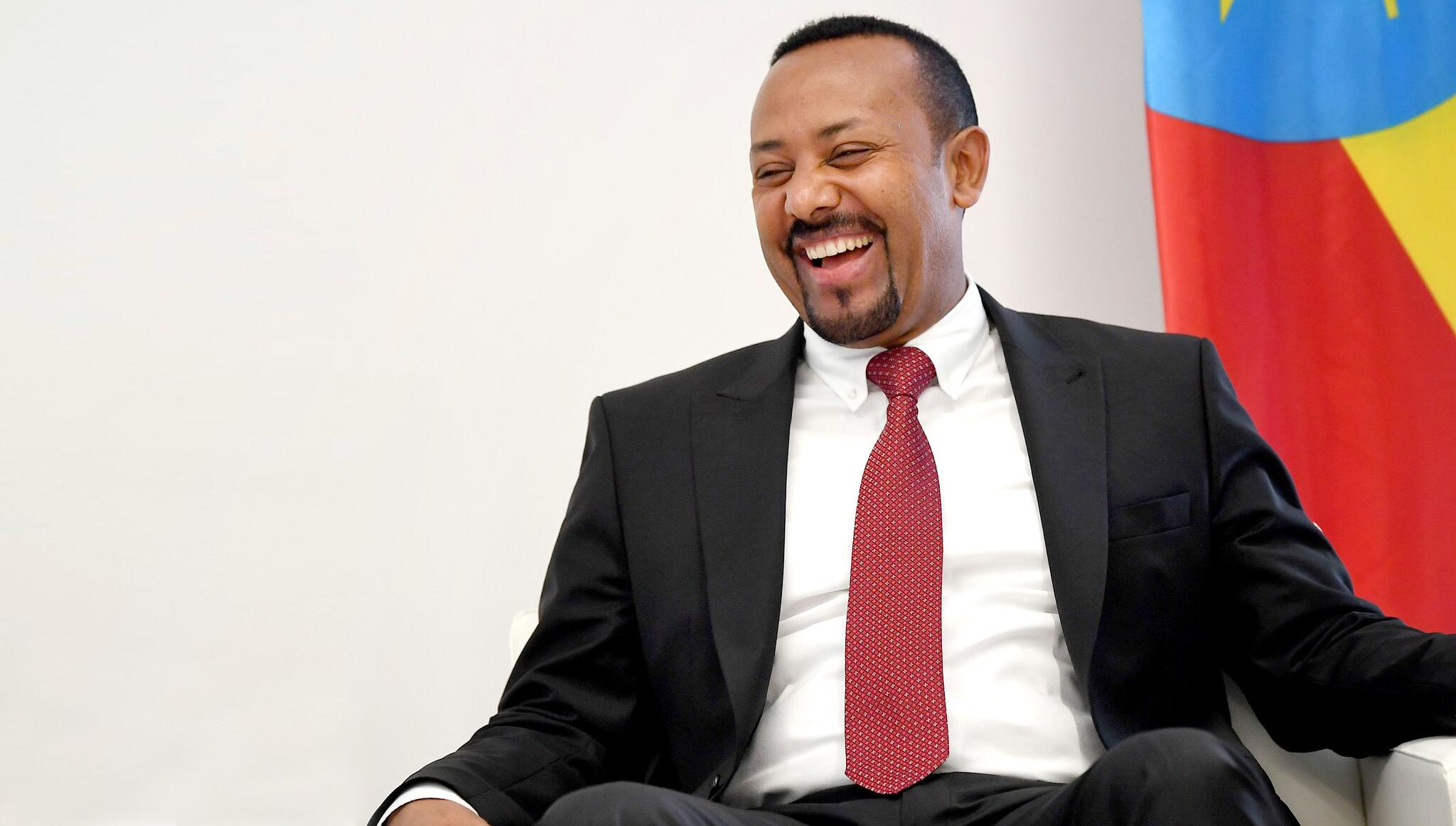 Bild zu Abiy Ahmed erhält Friedensnobelpreis