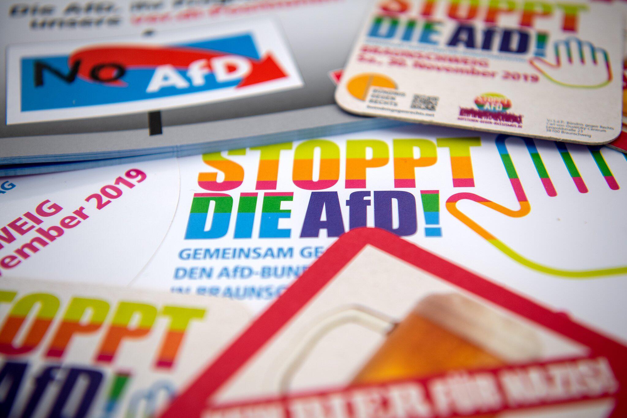 Bild zu Bündnis hofft auf Protest gegen AfD-Parteitag