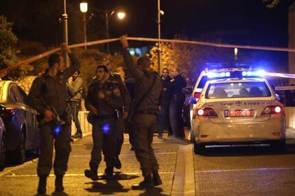Jüdischer Aktivist niedergeschossen