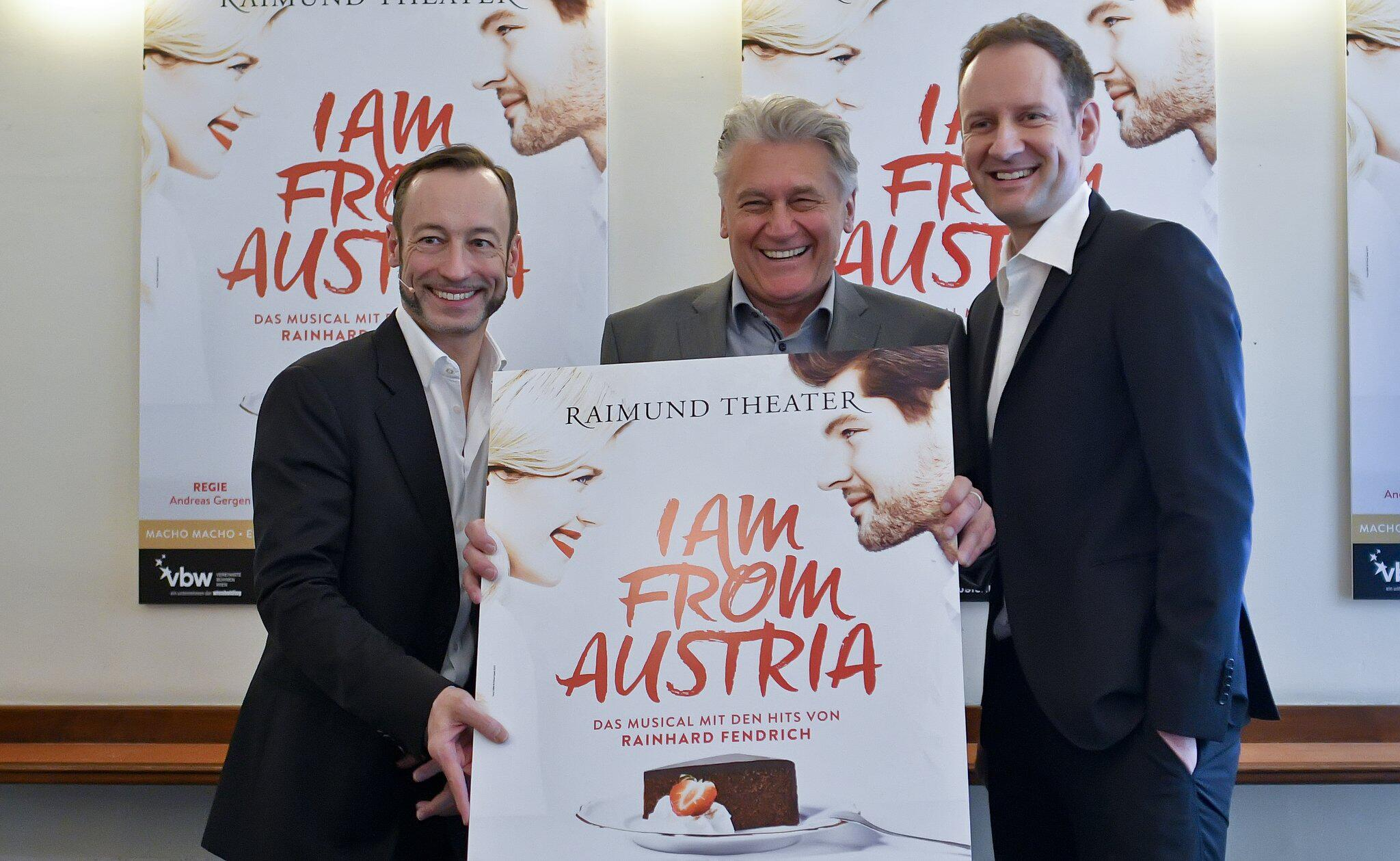"Bild zu Musical ""I am from Austria"" mit Rainhard Fendrich"