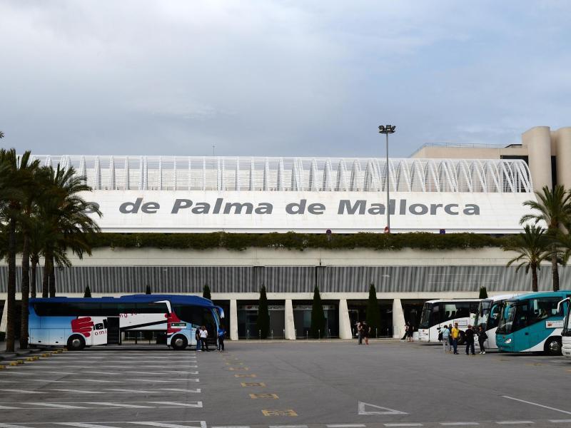 Bild zu Flughafen von Palma de Mallorca