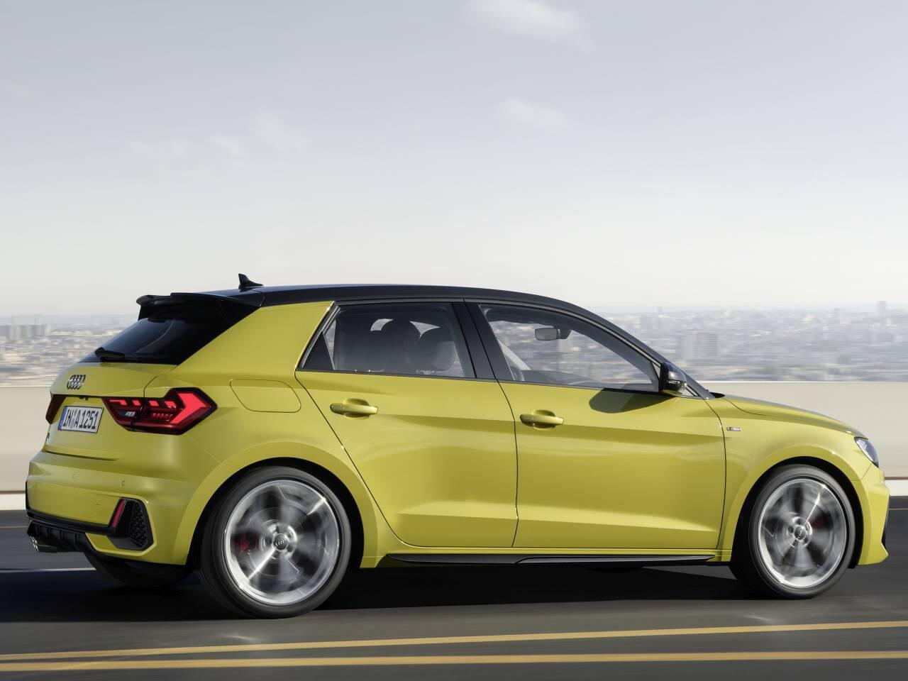 Bild zu Audi A1 Sportback (2018)