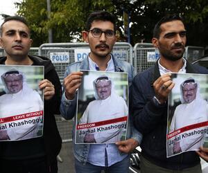 Türkei Saudi-Arabien Vermisste Schriftstellerin
