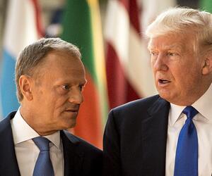 Tusk und Trump