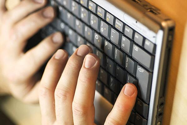 Bild zu Tastatur