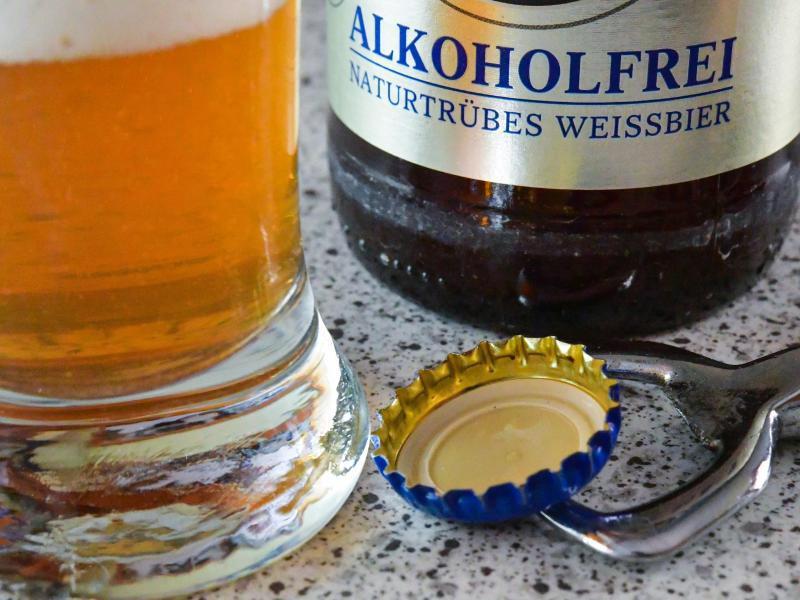 Bild zu «Alkoholfreies» Bier