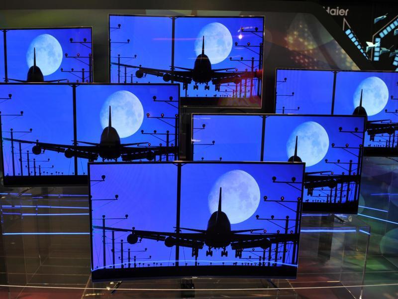 Bild zu Fernsehgeräte mit Ultra-HD