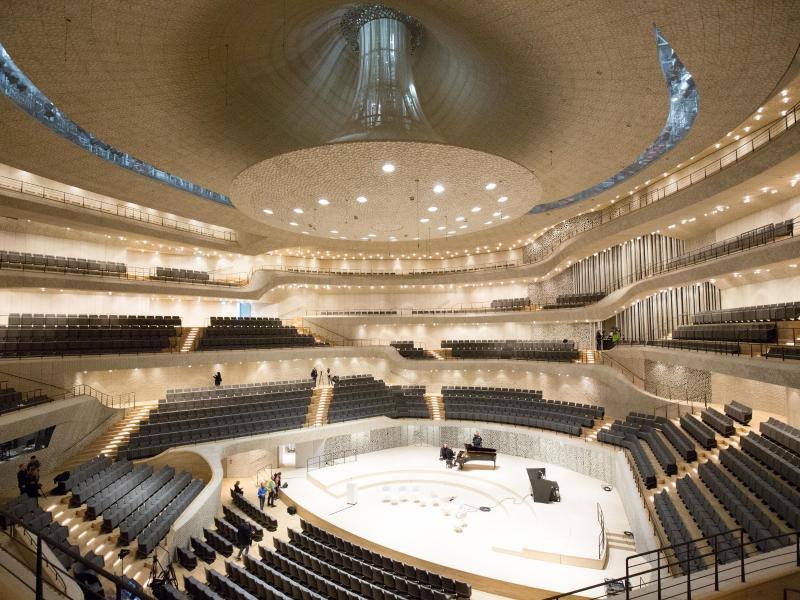 Bild zu Elbphilharmonie