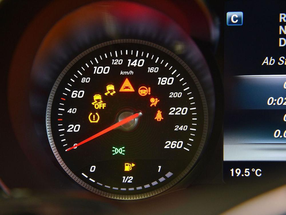 Bild zu Warnsignale im Cockpit