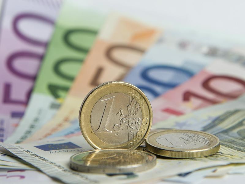 Bild zu Euro-Geldscheine