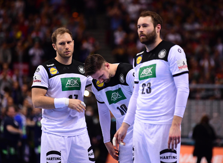 Bild zu Deutschland, Handball, WM, Norwegen, Dänemark